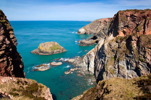 Cligga Head Cornwall