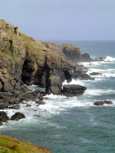 Guided walking in Cornwall along the south west coast path